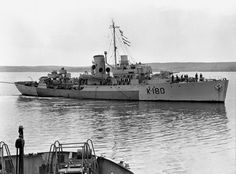 HMCS Collingwood was a Flower-class corvette that served with the Royal Canadian Navy during the Second World War.