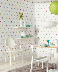 Du papier peint pour une chambre d'enfant ! - FrenchyFancy