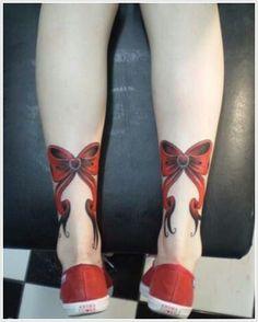 30 Delicados Tatuajes De Moños