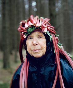 Finnish folklore photo series Eyes as Big as Plates