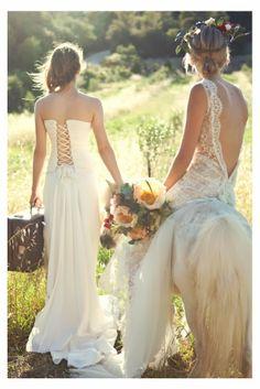 Trendy Wedding, blog idées et inspirations mariage ♥ French Wedding Blog: shooting d'inspiration mariage vintage et champêtre