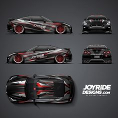 A quick fun wrap design featuring the new Vossen wheels on the GTR. Car Top View, Gtr 35, Megane Rs, Vehicle Signage, Racing Car Design, Nissan Gtr R35, Graphisches Design, Car Tuning, Car Wrap