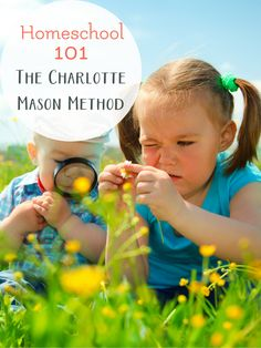 A simple and thorough explanation of the Charlotte Mason homeschooling method. Part of the Homeschool 101 series on Everyday Graces. via @LarasPlace