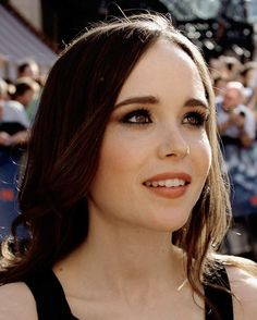 Ellen Page at the world premiere of Inception in London
