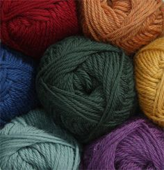 Washable, soft merino wool - perfect for baby items, and quite affordable.