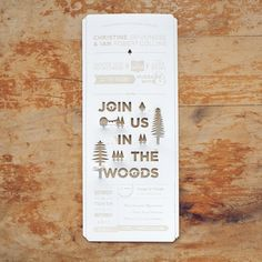 Join Ian Collins in the woods for this quirky design | Creative Boom Blog | Art, Design, Creativity