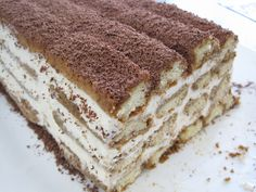Tiramisu is a very popular Italian, coffee flavoured, layered dessert made with lady fingers and a creamy filling.  I've always made it a point to try tiramisu from various restaurants, banquet hal...
