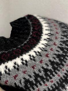Hjertesagen - min julesweater - FiftyFabulous Boys Sweaters, Chrochet, Baby Knitting, Wool, Accessories, Colour, Diy, Fashion, Tejidos