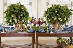 Um safári elegante. Veja: http://www.casadevalentina.com.br/blog/detalhes/um-safari-elegante-3112 #decor #decoracao #interior #design #casa #home #house #idea #ideia #detalhes #details #style #estilo #casadevalentina #party #festa