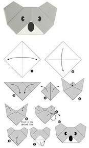 Image result for como hacer figuras en origami