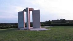 Gerogia Guidestones - A mystery carved into granite