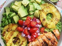 1000+ images about Recetas Saludables on Pinterest | Cherries, Salads and Salsa