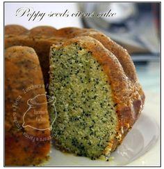 Zucchero & Farina: Poppy seeds citrus cke California Bakery
