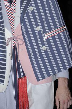 Thom Browne Spring 2012 Menswear