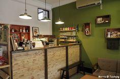 【台中】窩柢咖啡公寓。教師新村內的老房子咖啡店 @ 攝影‧旅行‧拈花惹草→Morris :: 痞客邦 PIXNET ::