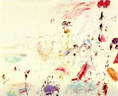 Naples by Cy Twombly