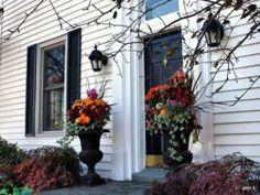 autumn decor 300x225 Fall Home Decorating