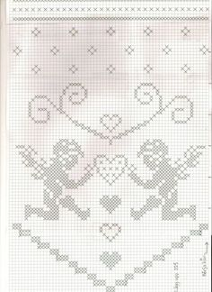 Crochet Angels, Crochet Art, Filet Crochet, Crochet Curtains, Crotchet, Diy And Crafts, Cross Stitch, Rugs, Artwork