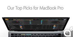 Apple apre una sezione dove elenca tutte le app che supportano la Touch Bar dei MacBook Pro
