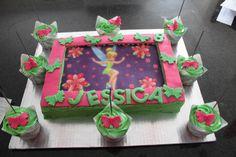 picture cake Cake Creations, Baking, Desserts, Food, Tailgate Desserts, Deserts, Bakken, Essen, Postres