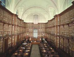 Bibliothèque du Vatican, Rome