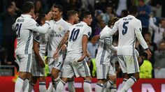 Zidane's inspired changes rescue Real Madrid as Ronaldo & Morata leave it…