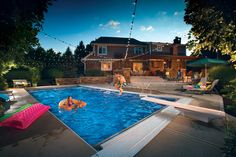 How do I plan for a new pool?