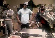 krush groove, LL Cool J