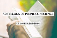 108 leçons de pleine conscience de Jon Kabat Zinn - Les défis des filles zen