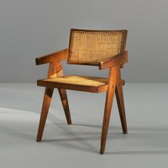 Pierre Jeanneret, Chandigarh, Chair Design, Office Chairs, Armchairs, King Size, Aqua, Furniture, Home Decor