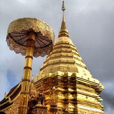 Golden #Thailand