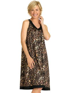 Easy-Care Nightgown at http://www.AmeriMark.com . $17.99 05/22/2015
