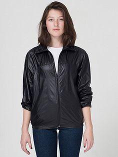 Unisex PolyesterA-Way Jacket