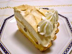浅草・田原町のケーキ屋「レモンパイ」 - 「キャラメルクリームタルト」