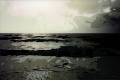 Julian Opie 'Rain Voices Surf', 2000 © Julian Opie