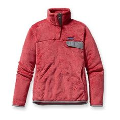 Mmmm I love the smell of patagonia pull overs in the winter