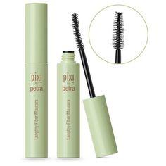 Pixi By Petra Lengthy Fiber Mascara 0.23oz - Black : Target