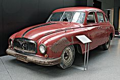 August Horch Museum Zwickau - Horch 920 S Prototyp, via Flickr.