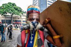 Los valientes superan en cantidad a los miserables: 30 fotos que te harán sentirte orgulloso de ser venezolano   Factor MM