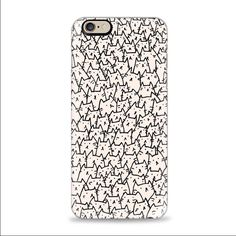 Two For $10 Sale - Cats Iphone Case (6+ Or 6s+)