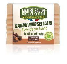 Savon Marseillais Pré-détachant Maître savon de Marseille