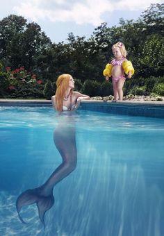 Little Mermaid Erg Mooie 03341