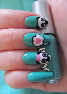9 Best Animal Print Nail Art Designs | Styles At Life