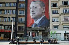 Türkei-Referendum: Recep Tayyip Erdogans ;Ja-Lager liegt vorn