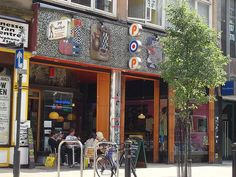Pop Boutique and Cafe, Manchester