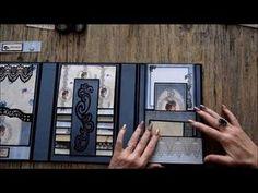 Tuto de l'album romantique 4 - YouTube