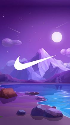 47 Ideas landscape illustration vector simple for 2019 Wallpaper Marvel, Nike Wallpaper Iphone, Geo Wallpaper, Iphone Background Wallpaper, Cool Backgrounds, Original Wallpaper, Wallpaper Pictures, Wallpaper Ideas, Nature Wallpaper