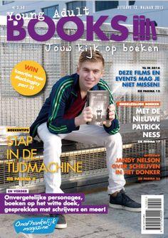 site en magazine met info, recensies en blogs over young adult boeken