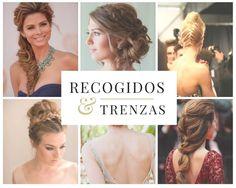 ¿Buscas inspiración para el peinado de tu proxima boda? Descubre nuestra seleccion de recogidos para bodas con trenzas para novias e invitadas.