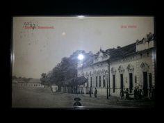 Cu ea am inceput colectia, e o amintire frumoasa :) (Bozovici. old postcards. Vintage Postcards, Ea, Painting, Collection, Vintage Travel Postcards, Painting Art, Paintings, Post Cards Vintage, Drawings